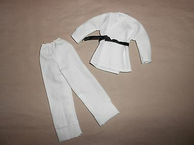 "Vintage 12"" Action Figure Karate Outfit~Honey West, Kenner Dolls ,bionic Woman ?"