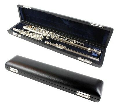 French Style FLUTE Hard CASE  for B foot flute -  Case ONLY  - NEW