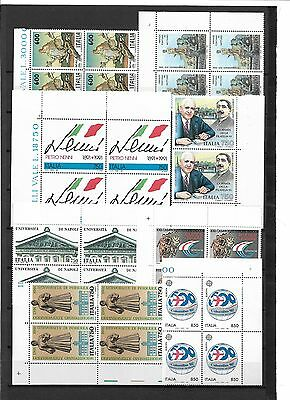 Timbres Neufs d'Italie