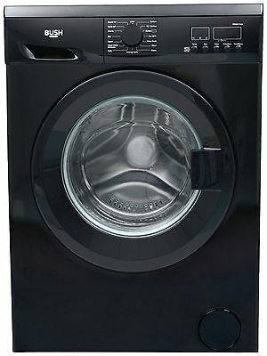 BUSH WMNS714B 7KG 1400 Spin Washing Machine - Black. From the Argos Shop on ebay
