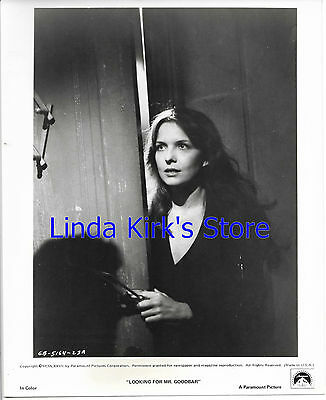 """Diane Keaton Promotional Photograph """"Looking For Mr Goodbar"""" 1977"""