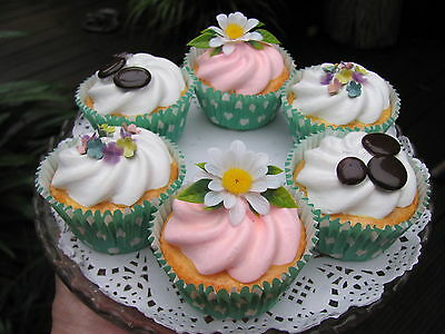 Cupcakes Fake Artificial Cakes,t.v Stage Prop,shop Home Display Decor 22