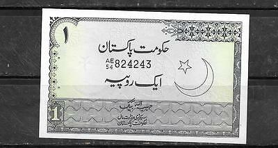 Pakistan #9 Unc Mint 1964 Rupee Old Banknote Paper Money Currency Bill Note