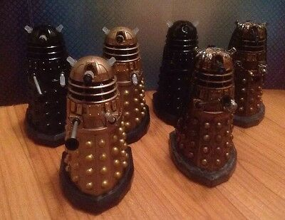 Doctor Who Dalek Army 3.75 Inch Figures Character Options