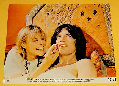 PERFORMANCE orig 1970 M-Lob Cd #5 Mick JAGGER in Roeg film MINT condition