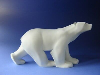 POLAR BEAR Sculpture Statue FRANCOIS POMPON French France Art