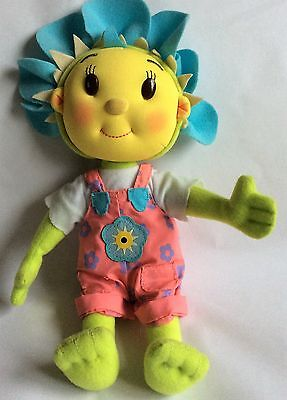 Fifi And The Flowertots - Tumble Tot Fifi – Soft Plush Doll – With Sounds