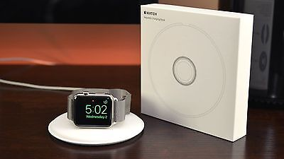 Brand NEW GENUINE Apple Watch Magnetic Charging Dock 2015 Model FREE SHIPPING