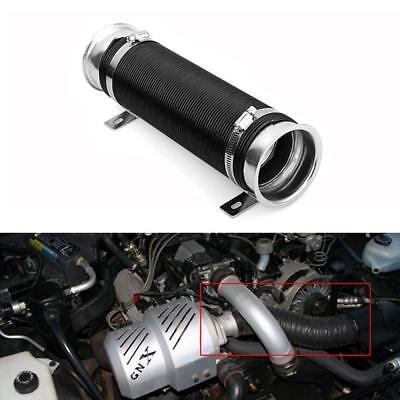 Global Adjustable 3 Inch Flexible Cold Air Intake Pipe Inlet Hose Tube Duct Kit