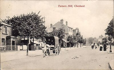Cheshunt. Turners Hill # 2912 by Charles Martin.