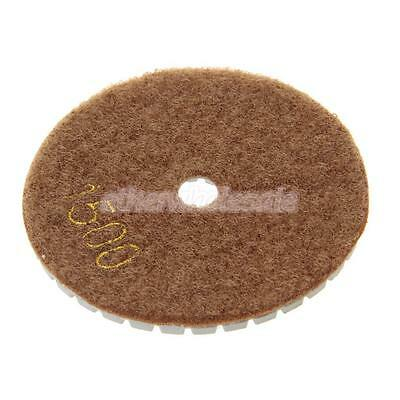 Diamant Polissage 8cm / 3inch 1500Grits Broyage humide Marbre Pierre