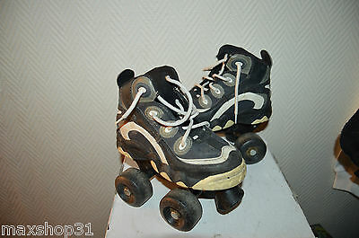 Patin A Roulette  Quad Holy Sport Taille 30  Roller Skate