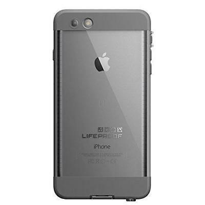 LifeProof Nuud Case for Apple iPhone 6 Plus - White Grey