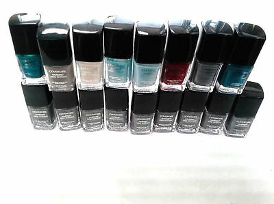 Covergirl Outlast Nail Polish Red Silver Blue Party Favor WHOLESALE LOT OF 17