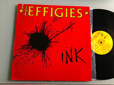 LP  USA  The Effigies – Ink Label: Restless Records – 72132-1, Fever Records