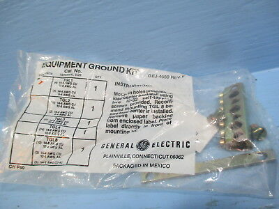 NEW GE TGL1 Equipment Neutral Ground Kit LOT OF 10