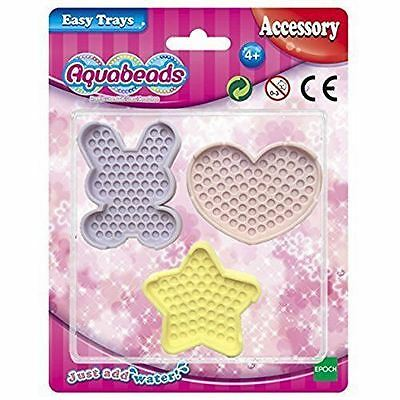 Aquabeads Just Add Water - Easy Trays - 79648 - New