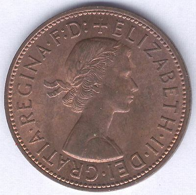 1967 Great Britain One Penny