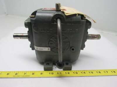 "Drive-All DAU 942 Drive All Upright Profile Multi-speed Gearbox 3/4"" Dia. Shaft"