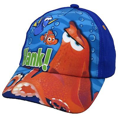 Disney Finding Dory Nemo and Hank Blue Toddler Baseball Cap