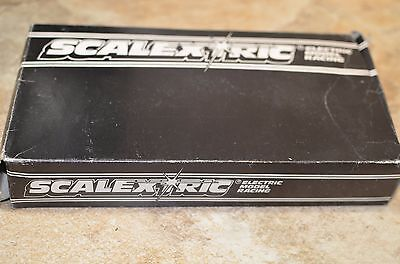 Scalextric Classic Box Set C151 6 X Standard Curves In Excellent Condition