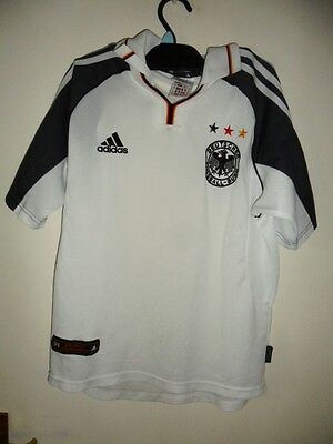 Germany 1999 Home shirt Large youth 164cm