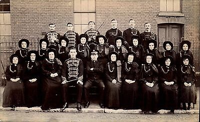 ? Boscombe Salvation Army Group.