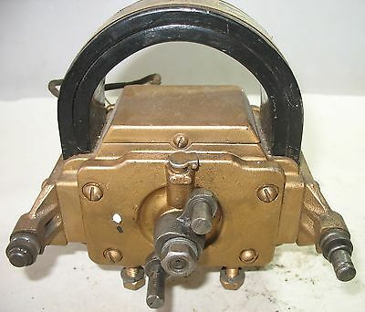 Webster Magneto Stationary Gas Engine Tractor