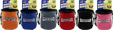 Petsport Biscuit Buddy Biscuit Dog Treat Pouch Holder Pet Training Swivel Hook