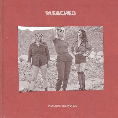 BLEACHED - welcome the worms (limited colored vinyl edit