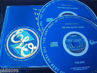 Electric Light Orchestra - Very Best Of 89 Original 2-Cd: Elo Greatest Hits Fat