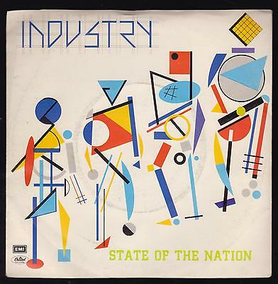 Industry Disco 45 Giri State Of The Nation