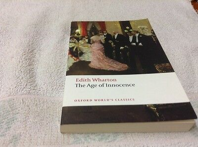 The Age of Innocence Book by Edith Wharton New