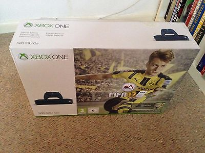 500GB  '**Replacement Xbox One Console BOX ONLY**'