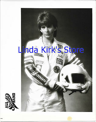 All Sports Band Chuck Kentis Race Car Driver Promotional Photograph Cleveland OH