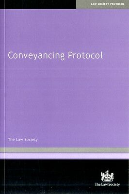 Conveyancing Protocol (Paperback), The Law Society, 9781907698057