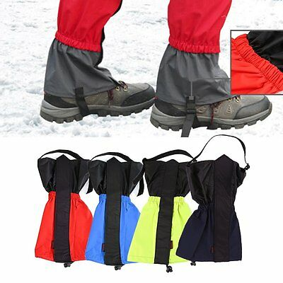 Snake Resistant Gaiters Bow Hunting Shooter Stalker Snake Protection Hiking XRAU