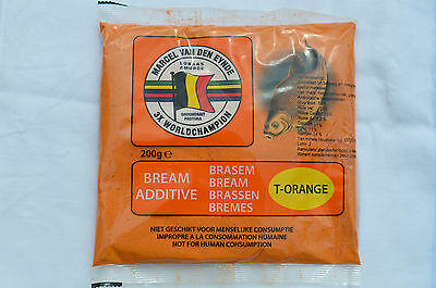 Marcel van den Eynde Bream Additive T-Orange 200g Aromastoff Konzentrat Brassen