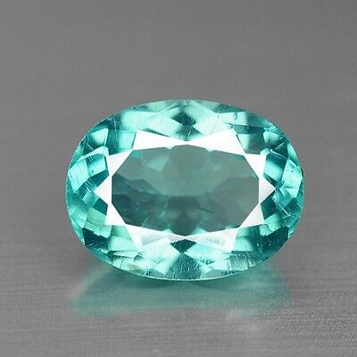 2.14 Cts Top Quality Neon Blue Color Natural Apatite Gemstones