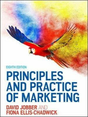 Principles and Practice of Marketing (Paperback), Jobber, David, 9780077174149