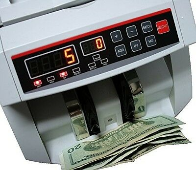 BlueDot Trading Currency Bill Cash Banknote Bank Money Count Counter
