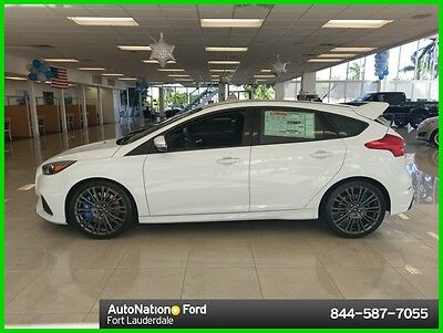 2017 Ford Focus 2017 Focus RS 2017 Focus RS AWD Must Sell Fast!!