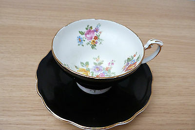 Very Nice Vintage Art Deco Foley Cabinet Cup And Saucer.