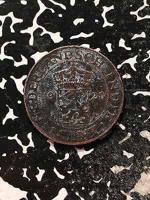 1929 Netherlands East Indies 1 Cent Lot#0857