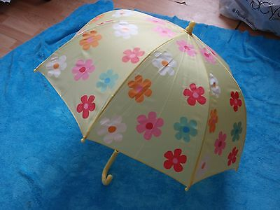 Nwt Girls Gymboree Umbrella Happy Rainbow
