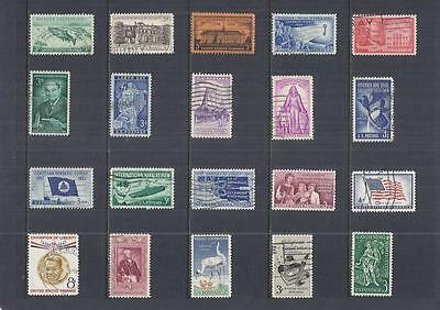 y126 United States / A Small Collection Early & Modern Used