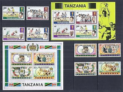 y488 Tanzania /  A Small Collection Early & Modern Umm
