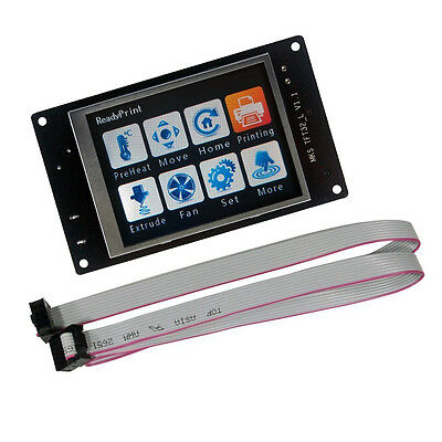 3.2'' MKS TFT32 Full Color Touch Screen LCD Controller for 3D Printer RepRap