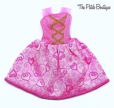 EVER AFTER HIGH C.A CUPID THRONECOMING DOLL OUTFIT REPLACEMENT DRESS GOWN ONLY