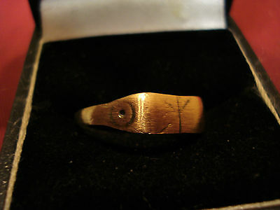 Genuine Ancient Roman Ring--Detector Find